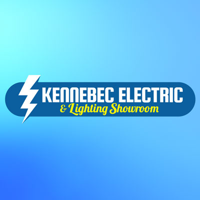 Custom Logo Design for Kennebec Electric in Waterville Maine