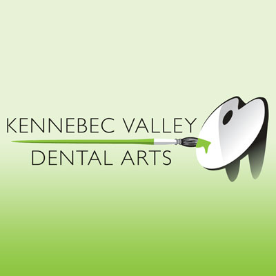 Custom Logo Design for Kennebec Valley Dental Arts