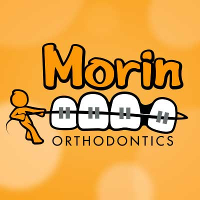 Custom Logo Design for Morin Orthodontics in Waterville Maine