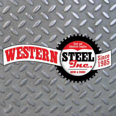 Custom Logo Design for Western Steel