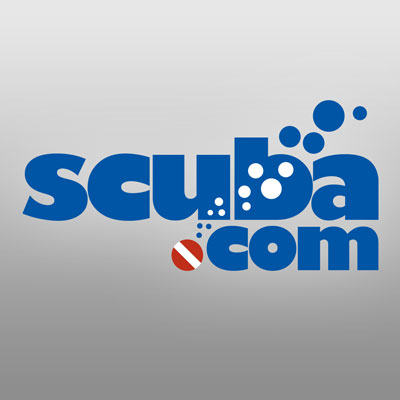 Custom Logo Design for Scuba.com