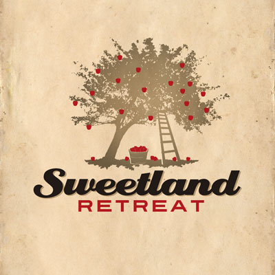 Custom Logo Design for Sweetland Retreat, Maine